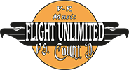 Flight Unlimited Band Mobile Logo